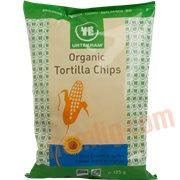 Tortillachips - Tortilla chips sourcream  øko.