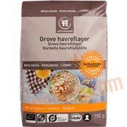 Morgenmadsprodukter - Havreflager (grove) øko.