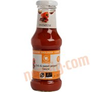 Asiatisk - Chilisauce m. sød peber øko.