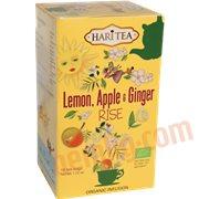 Te i Breve - Ingefær te m. lemon/æble øko.