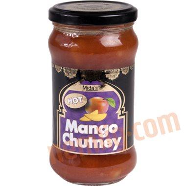 Mango chutney (stærk) - Chutney