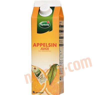 Appelsinjuice - Appelsinjuice