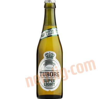 Tuborg super light - Lys øl - nemlig.com