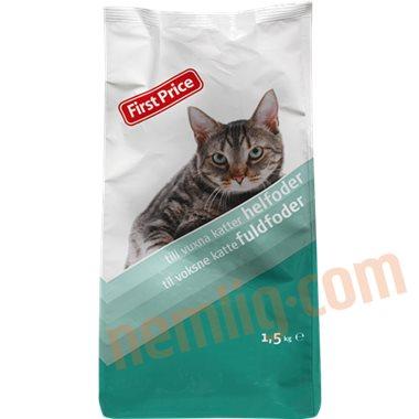 Fuldfoder til voksne katte - Kattemad