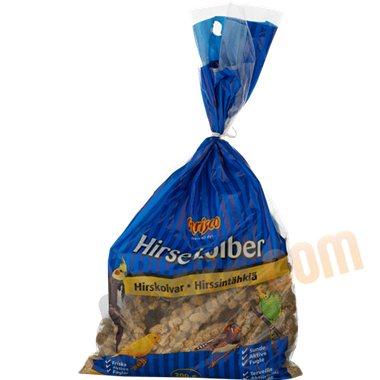 Hirsekolber - Fuglefoder
