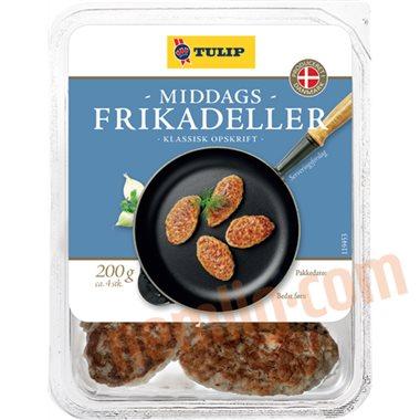 Middagsfrikadeller - Færdige Frikadeller
