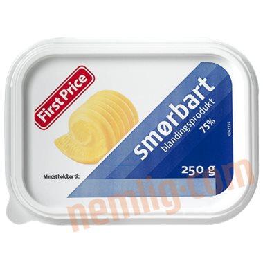 Smørbart smør - Smørbart