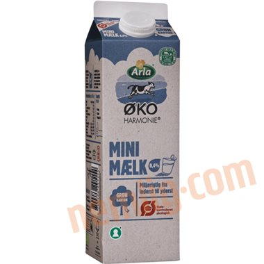 Minimælk øko. - Minimælk