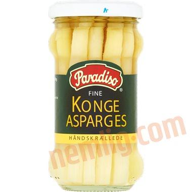 Kongeasparges (hvide) - Asparges