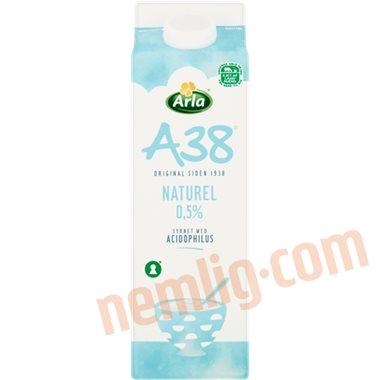 A38 minimælk - A38