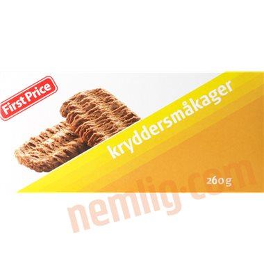Kryddersmåkager - Småkager