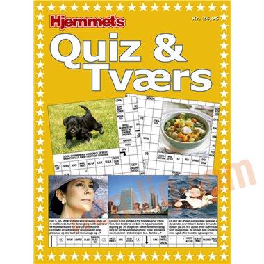 Hjemmets quiz og tværs - Kryds og Tværs