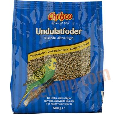 Undulatfoder - Fuglefoder
