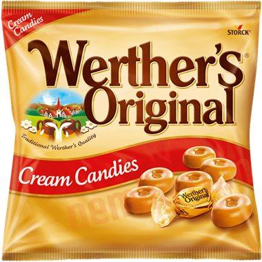Werther's original - Bolcher