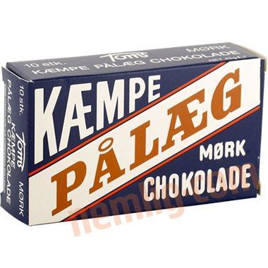 Pålægschokolade (mørk) - Pålægschokolade