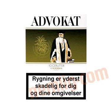 Advokat - Cerutter mm.