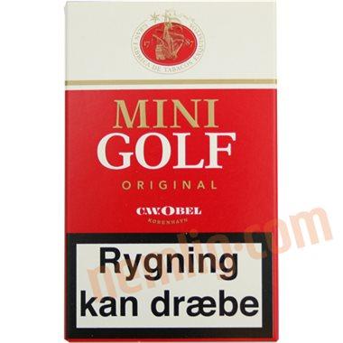 Mini Golf - Cerutter mm.