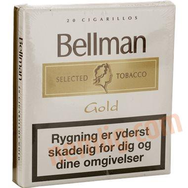 Bellman Gold cerutter - Cerutter mm.