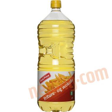 Fritureolie  - Øvrig olie