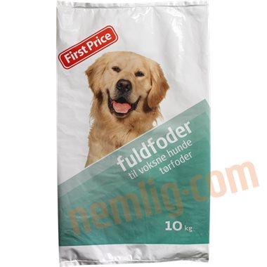 Fuldfoder til hunde - Hundemad
