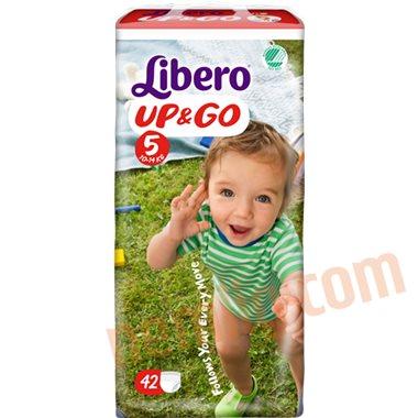 Libero Up & Go Str. 5 - Bleer