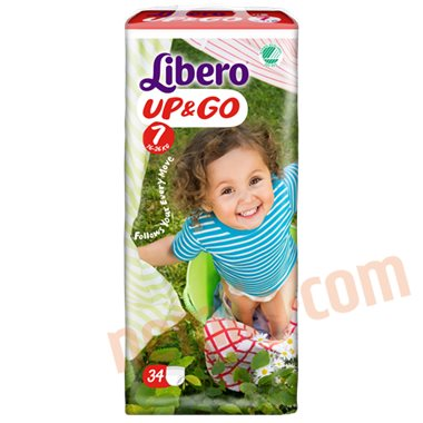 Libero Up & Go Str. 7 - Bleer