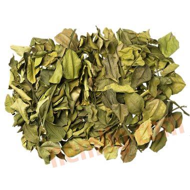 Limeblade (tørrede) - Fin Grønt
