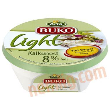 Kalkunost (light) - Smøreost
