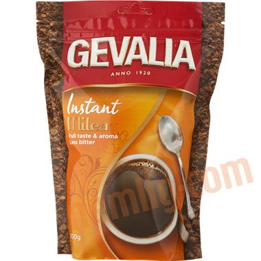 Gevalia instant (Milea) - Instant Kaffe