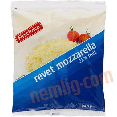 Revet mozzarella - Revet Ost