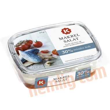 Makrelsalat 30% - Pålægssalater