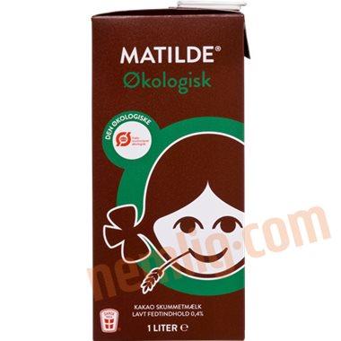 Kakaoskummetmælk øko. - Kakaomælk
