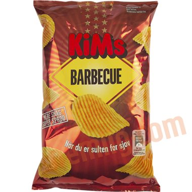 Barbecue chips - Chips
