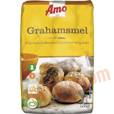 Grahamsmel - Mel