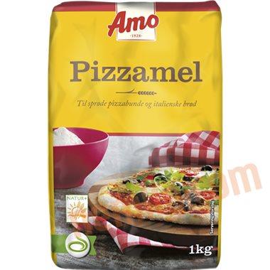 Pizzamel - Mel