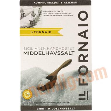 Middelhavssalt - Salt