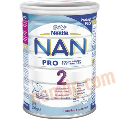 Nan Pro 2 - Modermælkserstatning