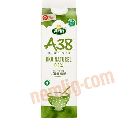 A38 minimælk øko. - A38