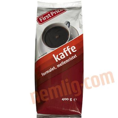 Kaffe - Malede Kaffebønner