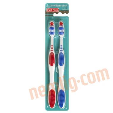 Tandbørster (medium) - Tandbørster til voksne