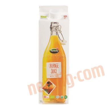 Appelsinjuice øko. - Appelsinjuice