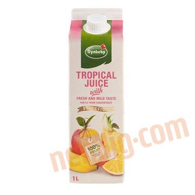 Tropisk juice (mild) - Multijuice