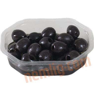 Sorte oliven (stenfri) - Oliven & Soltørrede Tomater