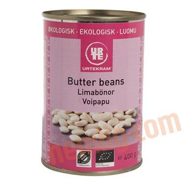 Butter beans øko. - Bønner
