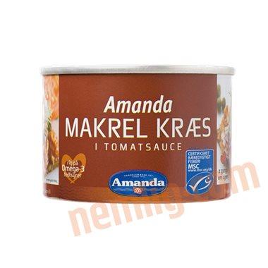 Makrelkræs - Makrel