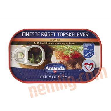 Torskelever - Fiskekonserves
