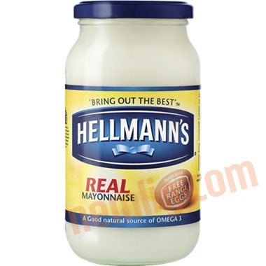 Real mayonnaise - Mayonnaise