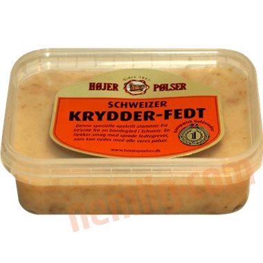 Schweizer krydderfedt - Fedt