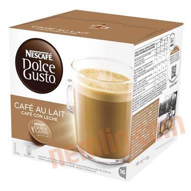 Cafe au lait - Kaffepuder