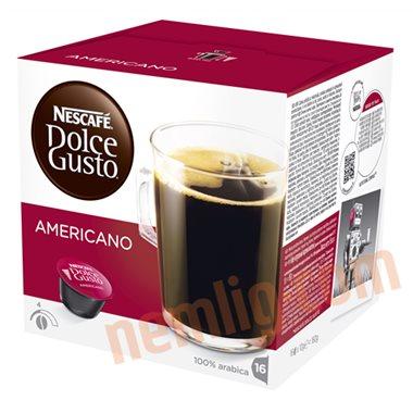 Americano - Kaffepuder